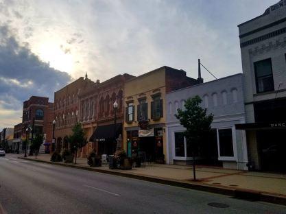 downtown blog